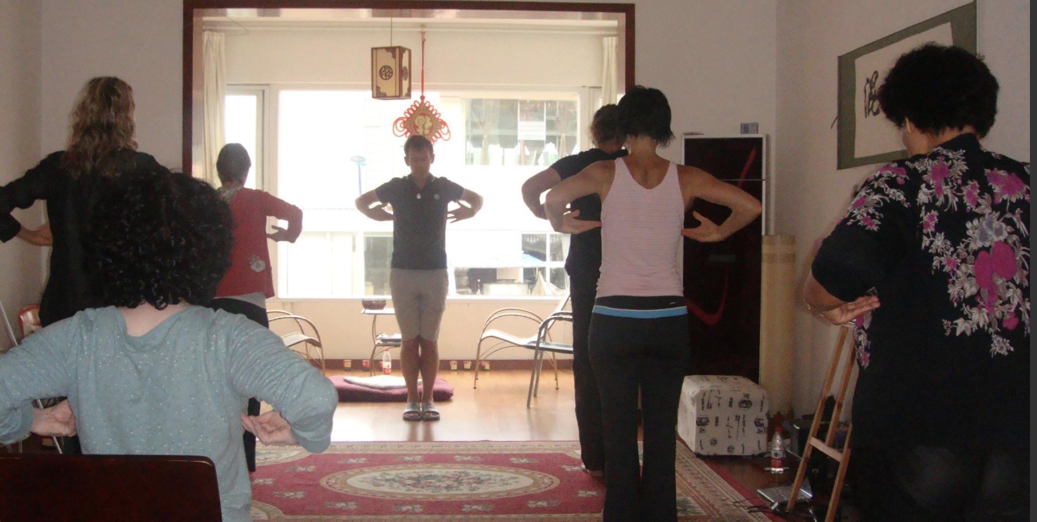 100 Days-Gong-Challenge – Zhineng Qigong